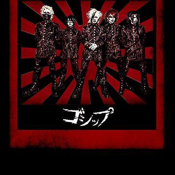 Gossip (Visual Kei Band) by Juka08