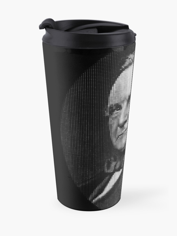 Alternate view of Charles Babbage Travel Mug