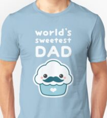 World's Sweetest Dad Unisex T-Shirt
