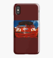 """Unique and rare 1980 Race Trucks France 4 (c) (t) """" fawn paint Picasso ! Olao-Olavia by Okaio Créations iPhone Case/Skin"""
