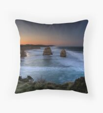 Dawning of the Apostles Throw Pillow