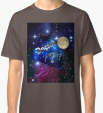 Space Aliens Doctor  Classic T-Shirt