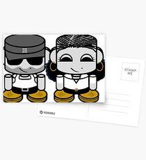 Joe & Belle Stuy O'BABYBOT Toy Robots 1.0 Postcards