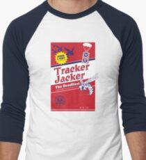 Tracker Jacker Men's Baseball ¾ T-Shirt