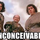 Inconceivable by Rupert Pupkin