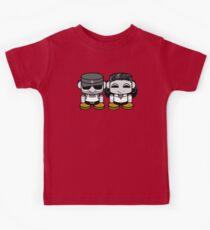 Joe & Belle Stuy O'BABYBOT Toy Robots 1.0 Kids Tee