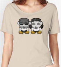 Joe & Belle Stuy O'BABYBOT Toy Robots 1.0 Relaxed Fit T-Shirt