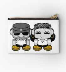 Joe & Belle Stuy O'BABYBOT Toy Robots 1.0 Zipper Pouch