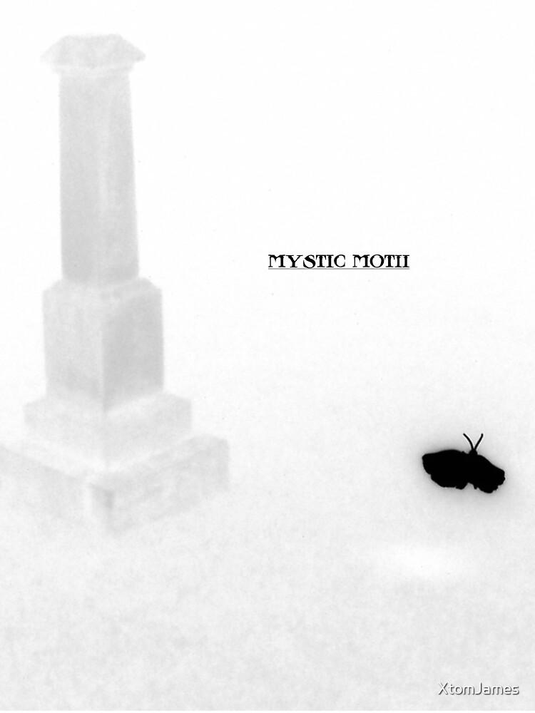 Mystic Moth by XtomJames