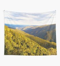 View over Barrington Tops Wall Tapestry