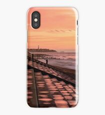 Fylde Coast Sunset iPhone Case/Skin