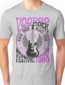 Indie Rock Festival Retro Shirt Unisex T-Shirt