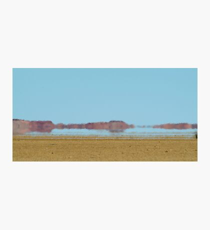 Mirage, Outback Queensland Photographic Print