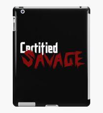 Certified. iPad Case/Skin