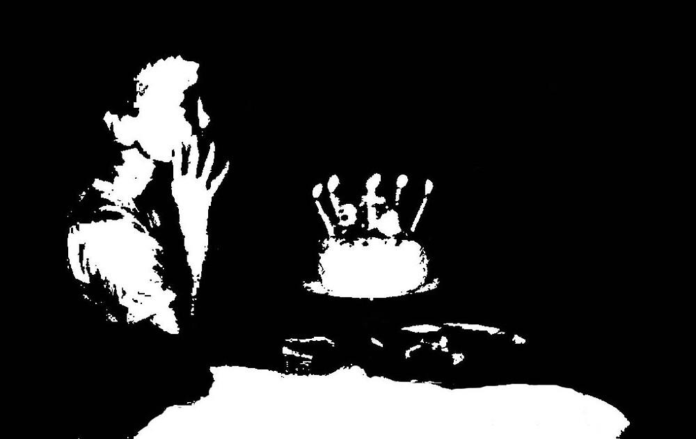birthday cake by oscar