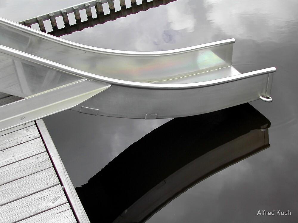 silent pool by Alfred Koch