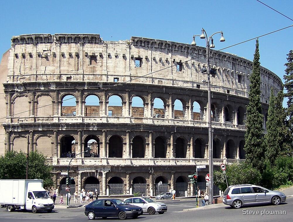 The Colosseum by Steve plowman