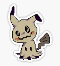 Mimic ghost Sticker