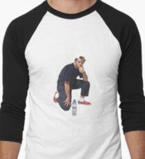 Mac Demarco Water Squat Men's Baseball ¾ T-Shirt