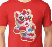 Cute Lion Dancer Unisex T-Shirt