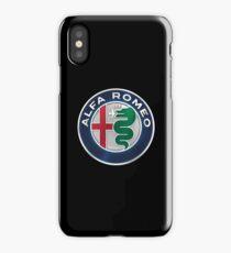 New Alfa Romeo Logo iPhone Case/Skin