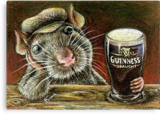 Paddy the rat by tanyabond