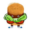 Burger Kind by slugspoon