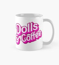 Dolls and Coffee Mug
