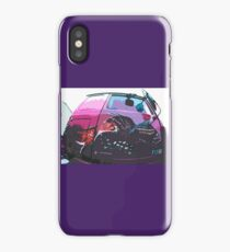 """Unique and rare 1980 Race Trucks France 7 (c) (t) """" fawn paint Picasso ! Olao-Olavia by Okaio Créations iPhone Case/Skin"""