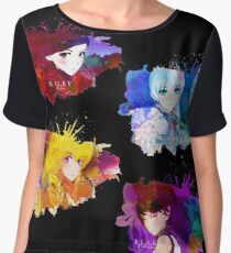 Team RWBY Chiffon Top