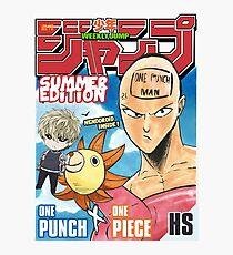 Weekly Shonen Jump - Summer Edition Photographic Print