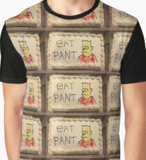 Eat Pant Graphic T-Shirt