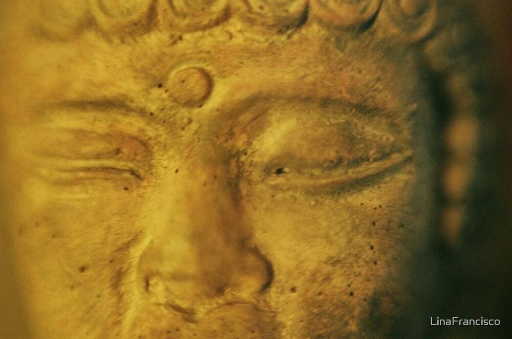 Buddha by LinaFrancisco