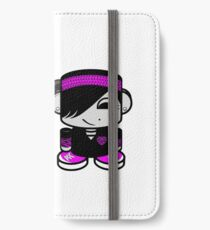 Jill & Emme Bass O'BABYBOT Toy Robot 1.0 iPhone Wallet/Case/Skin