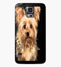 Yorkie Case/Skin for Samsung Galaxy