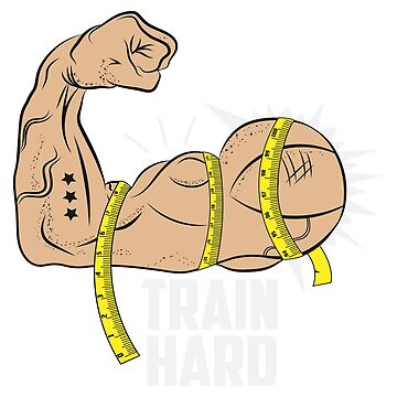 Train Hard by Fmgt