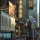 Times Square, New York by 945ontwerp