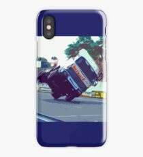 """Unique and rare 1980 Race Trucks France 9 (c) (t) """" fawn paint Picasso ! Olao-Olavia by Okaio Créations iPhone Case/Skin"""