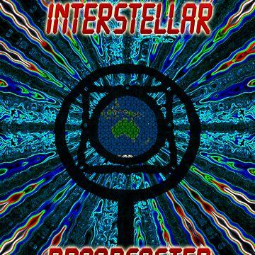 Interstellar Broadcaster  by Dataman
