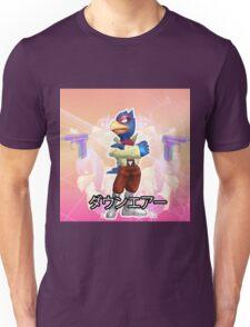 F A L C O - (VAPORWAVE) Unisex T-Shirt