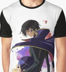 Lelouch- Code Geass Graphic T-Shirt
