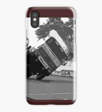 """Unique and rare 1980 Race Trucks France 9 (n&b) (t) """" fawn paint Picasso ! Olao-Olavia by Okaio Créations iPhone Case/Skin"""