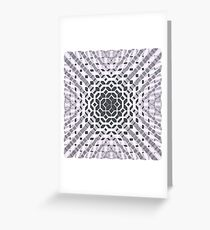 At the Center of it All Greeting Card
