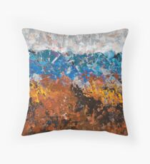 Damaraland Throw Pillow