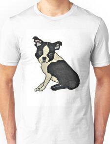 Boston Terrier 01 Unisex T-Shirt