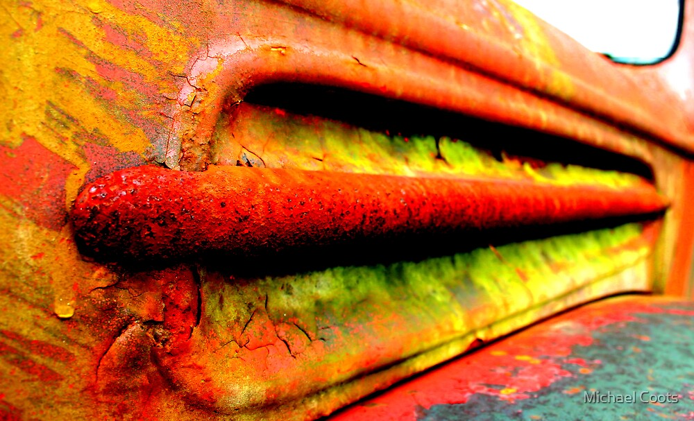 Color-full Past by Michael Coots