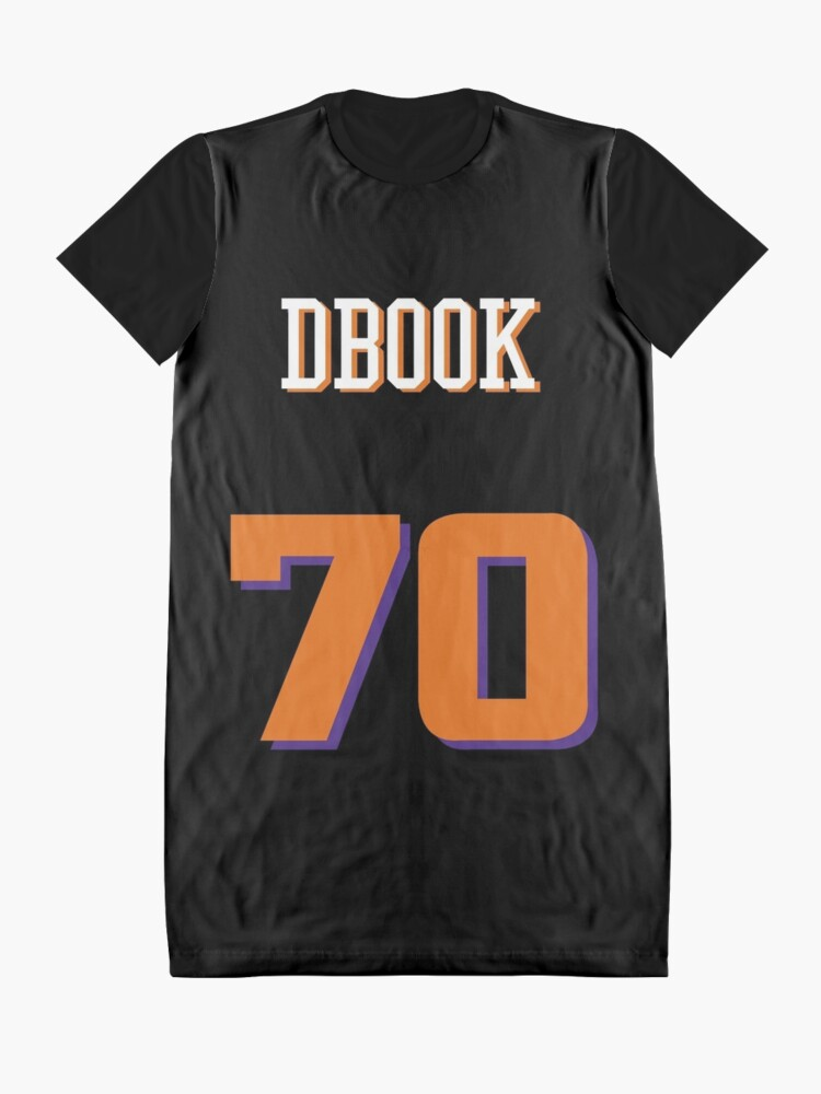 reputable site 93fdb ccb1b Devin Booker Scores 70 Points | Graphic T-Shirt Dress