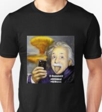 Einstein - Movember Unisex T-Shirt