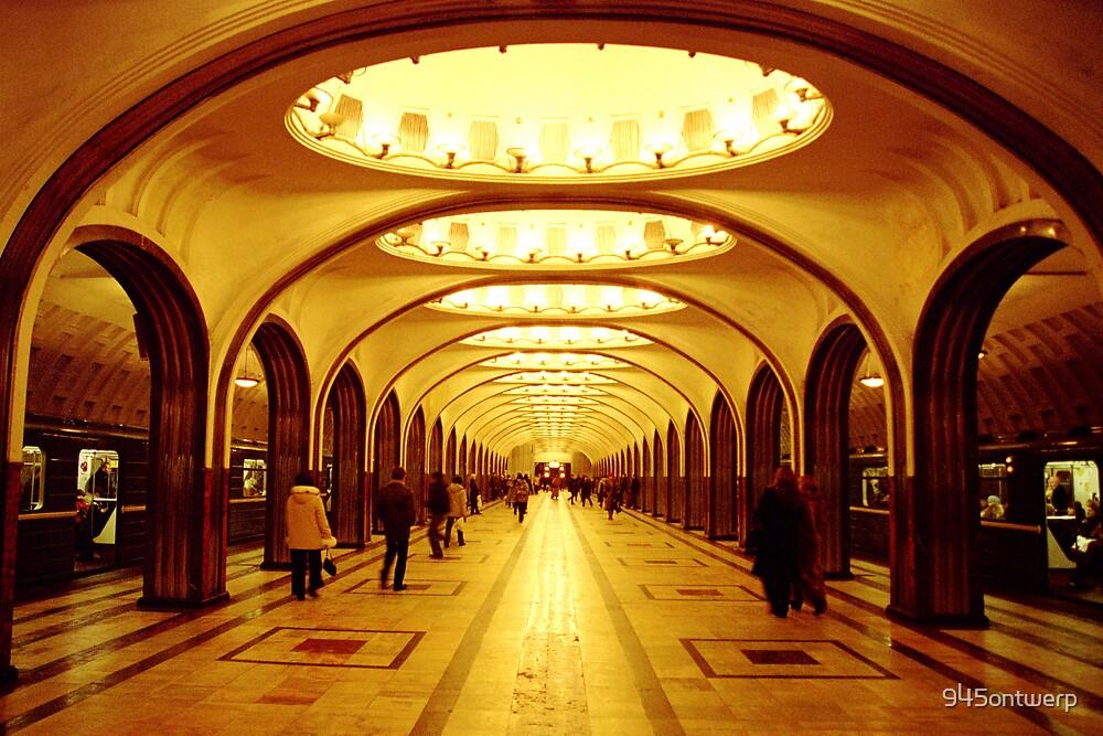 Moskow underground by 945ontwerp
