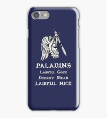 Paladins! iPhone Case/Skin